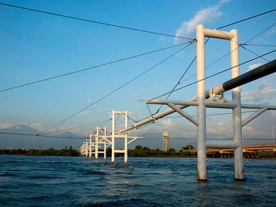 Operación vigilancia y mantenimiento de los gasoductos de la costa atlántica